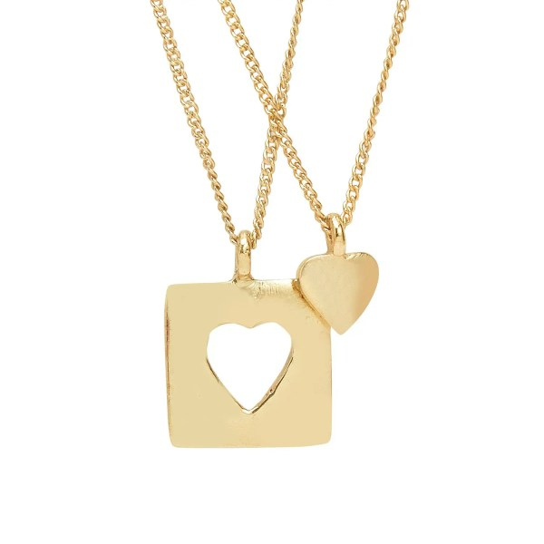 Keep and Give Necklace Set