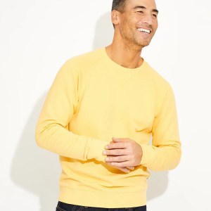 Men's Goldenrod Essential Sweatshirt M