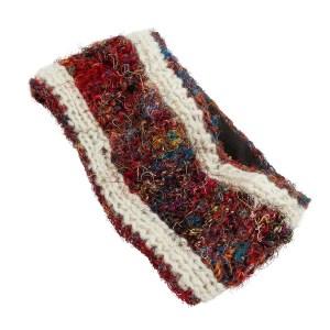 Recycled Silk Headband - Rainbow Day Headband