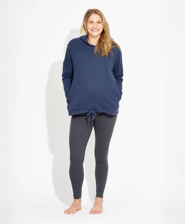 Women's Storm Maternity Pocket Legging XL