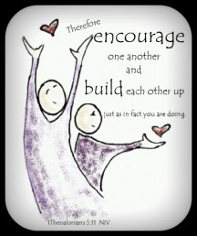 We Are All In This Together Wednesday August 8, 2012 • Let's Help Build Each Other