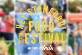 Hey Stamford! Food Festival Returns with Live Music, Celebrity Chefs, Food Vendors + More