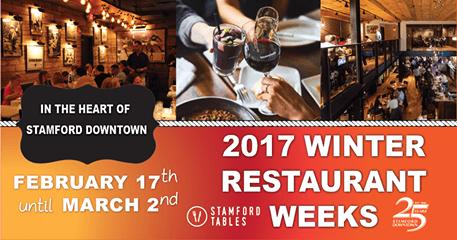 Winter Restaurant Weeks Is Here Hey Stamford