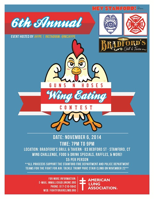 Wing Eating Flyer (2)