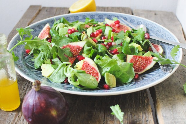 avacodfigpomegrantesalad
