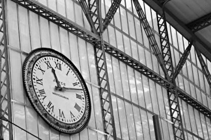 Liverpool Train Station