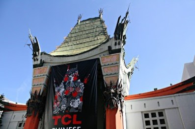The Chinese Theater, Los Angeles, California