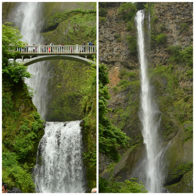 multnomah falls 660x660 - 11 Oregon Sights For A First-Time Traveler