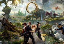 Oz: The Great and Powerful Banner