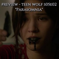 "REVIEW - Teen Wolf S05E02 ""Parasomnia"""