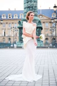 Fabulous Architectural Details for Your Wedding Dress ...