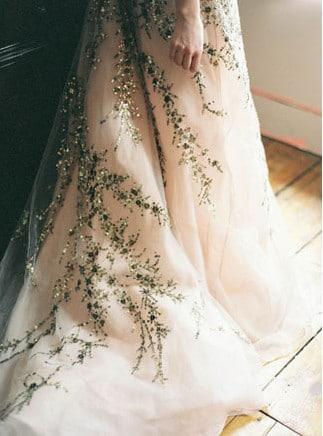 neon pink chair high ikea enchanted autumn woods wedding inspiration   hey lady