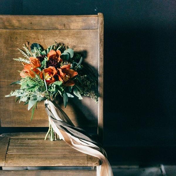 November Wedding Colors