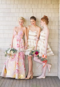 The Best Bridesmaid Styling of 2015 - Hey Wedding Lady