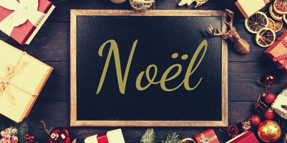Toute l'année, j'attends Noël