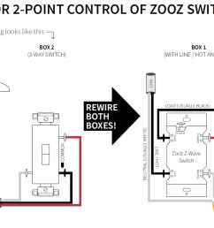 this option can have a few variations depending on the creativity of the electrician who first wired the 3 way contact us if you can t match the diagrams  [ 1565 x 755 Pixel ]