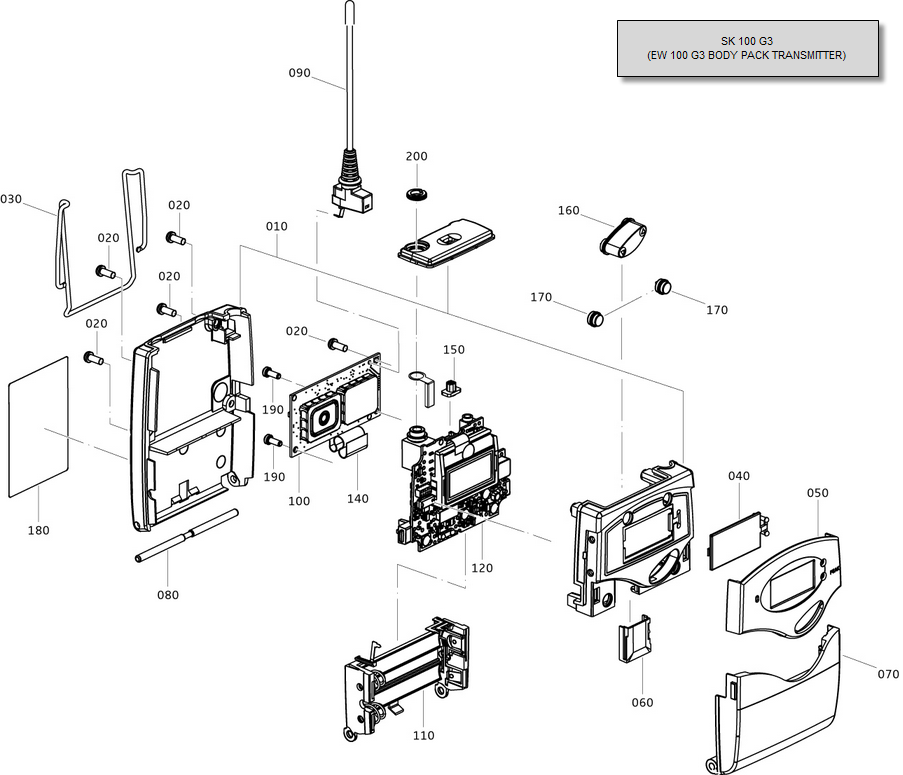 Sennheiser Ew100 Bodypack Wiring Diagram Free Download