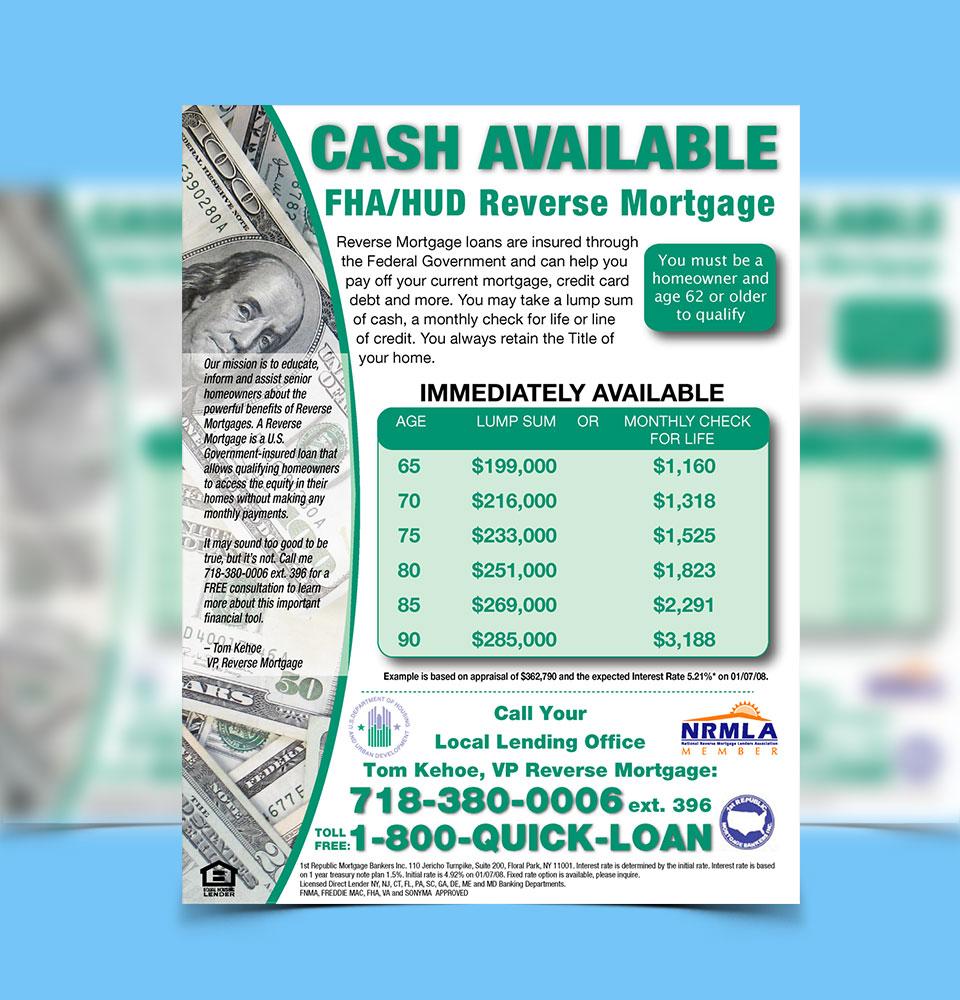 Mortgage Marketing Materials, Mortgage Marketing Flyers ...