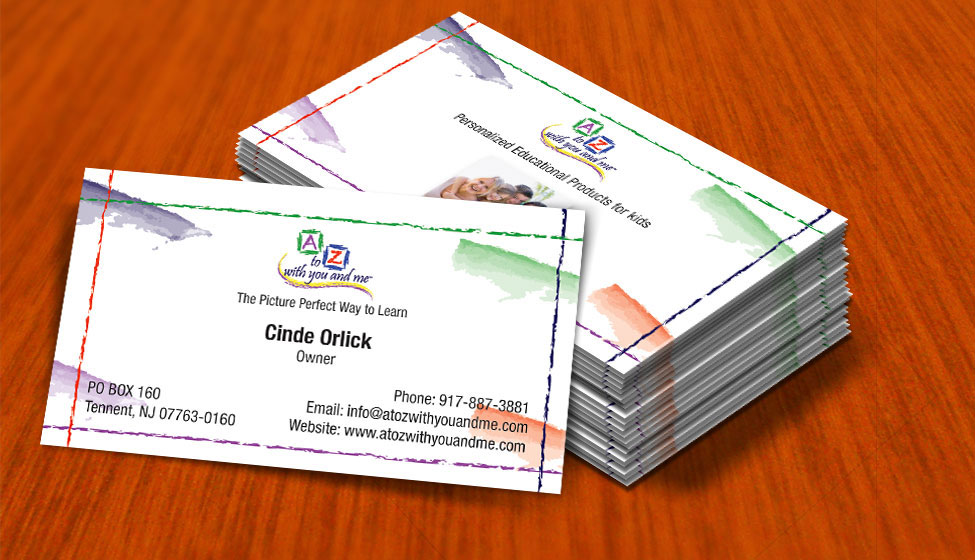Business Card Design Services That Are Custom To Your Needs