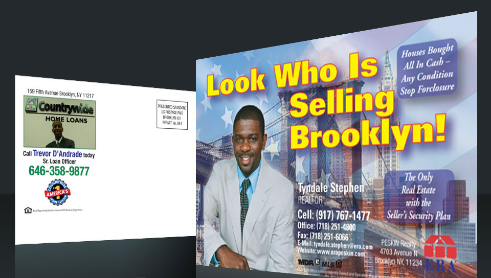 Postcard Marketing Real Estate