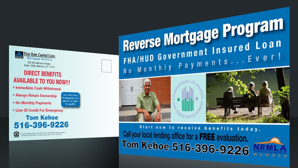 Postcard Marketing Mortgage