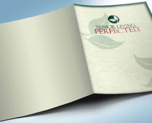 Sales Kit Design and Pocket Folder Design