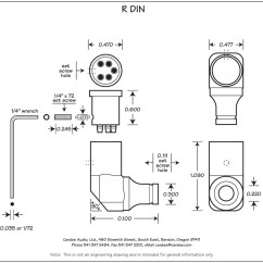 5 Pin Din Plug Wiring Diagram Lennox Thermostat For 1 33