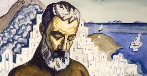 Грчки писци: Александрос Пападијамандис