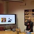 «Στα ίχνη του Fermor στην Κρήτη» - Διάλεξη του Σπύρου Κουτσούκου στην Τεργέστη, αίθουσα Paolo Alessi, Circolo della Stampa, 23 Φεβρουαρίου 2018.