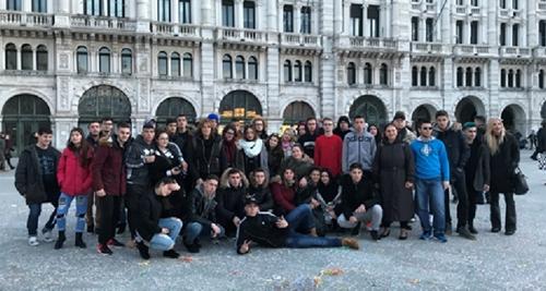 Επίσκεψη του Λυκείου Ευκαρπίας Θεσσαλονίκης