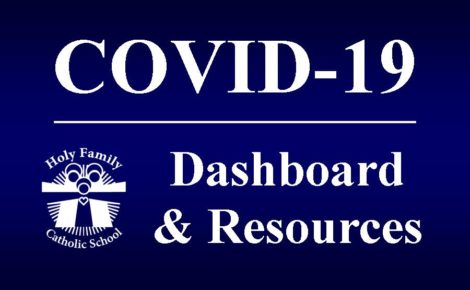 covid dashboard and resources website