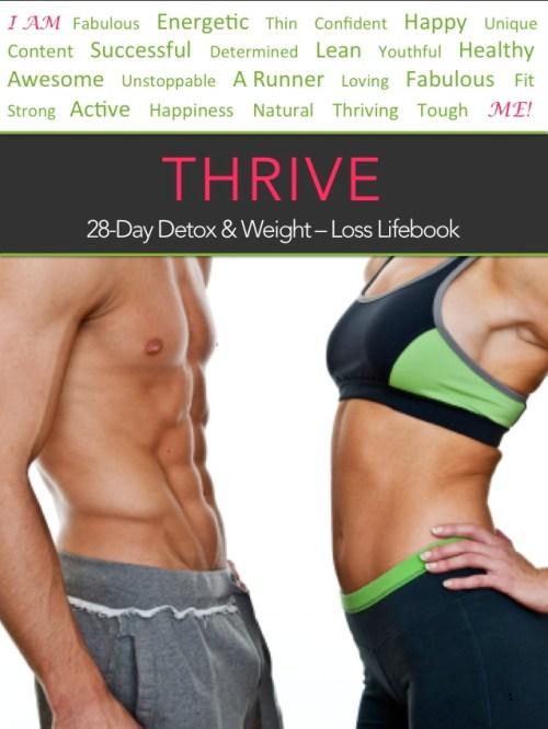 Thrive weight loss program
