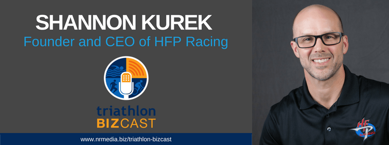 Interview with Shannon Kurek on Triathlon Bizcast