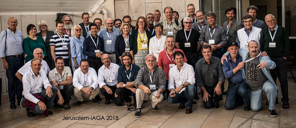 IAGA 2015, Jerusalem 16-18 October 2015