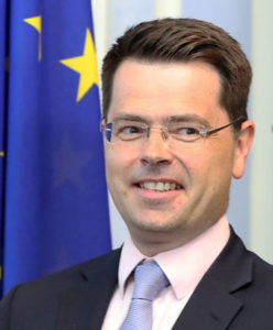 Government Minister James Brokenshire