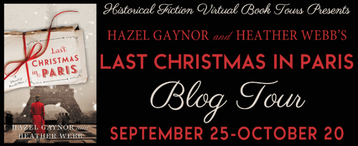 Last Christmas In Paris Book.Review Last Christmas In Paris By Hazel Gaynor And Heather