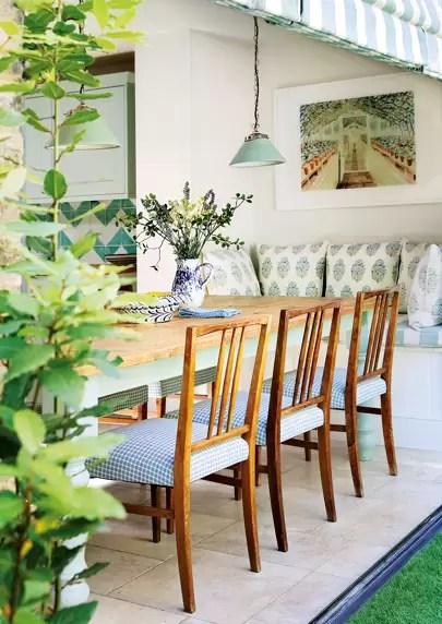 Alfresco Dining Ideas Outdoor Dining Rooms House Garden