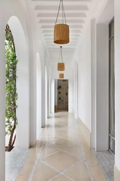 The Moroccan holiday home of Trudi Ballard