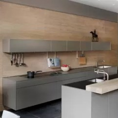 Kitchen Desing Keen Shoes Design Ideas Bulthaup Grey Units Worktop Wine Fridge She Sought Something With More Texture And Warmth Is Resolved In A Perfect Compromise Executed By Architecture