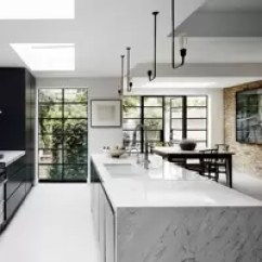 Kitchen Ideas With Island Waffle Weave Towels Designs For Stylish Islands House Marble