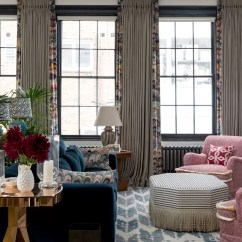 Curtains For Living Room Ideas Round Chairs And Blinds Chosen By Our Decoration Director House Garden