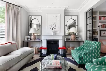 furniture ideas for living room alcoves design simple alcove house garden mirrored