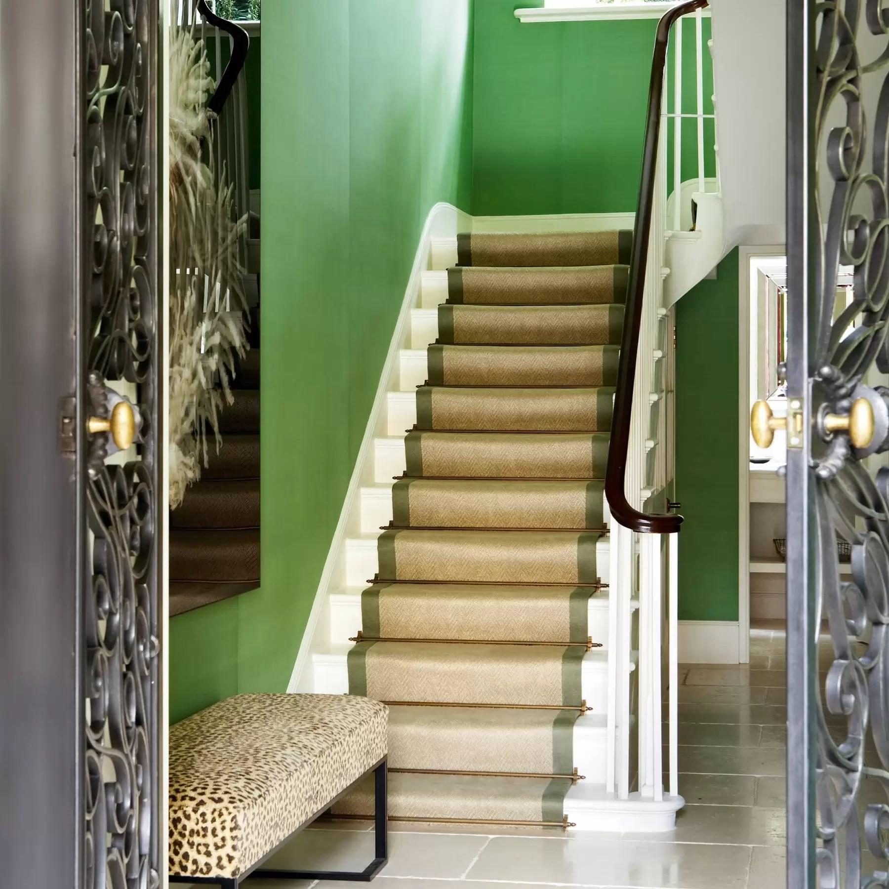 Stylish Stair Runner Carpet Ideas House Garden