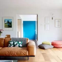 Retro Living Room Daybed Decorating Ideas Modern Furniture Designs Colourful Mid Century