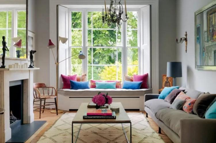 Victorian Terrace Living Room Design Ideas Interior Design Ideas House Garden