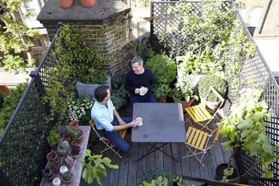 Balcony Garden Ideas House Garden