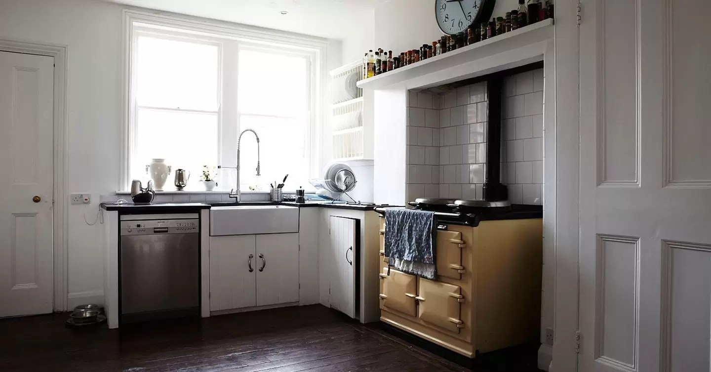Kitchen With Aga  Kitchen Design Ideas  Kitchen Decor