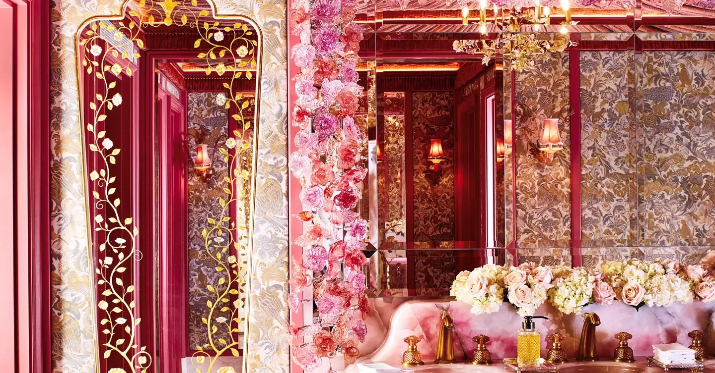 Annabels London new interiors by Martin Brudnizki are a