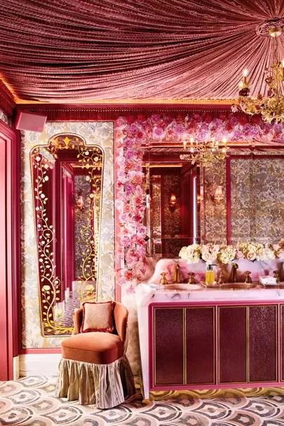 Annabel S London New Interiors By Martin Brudnizki Are A