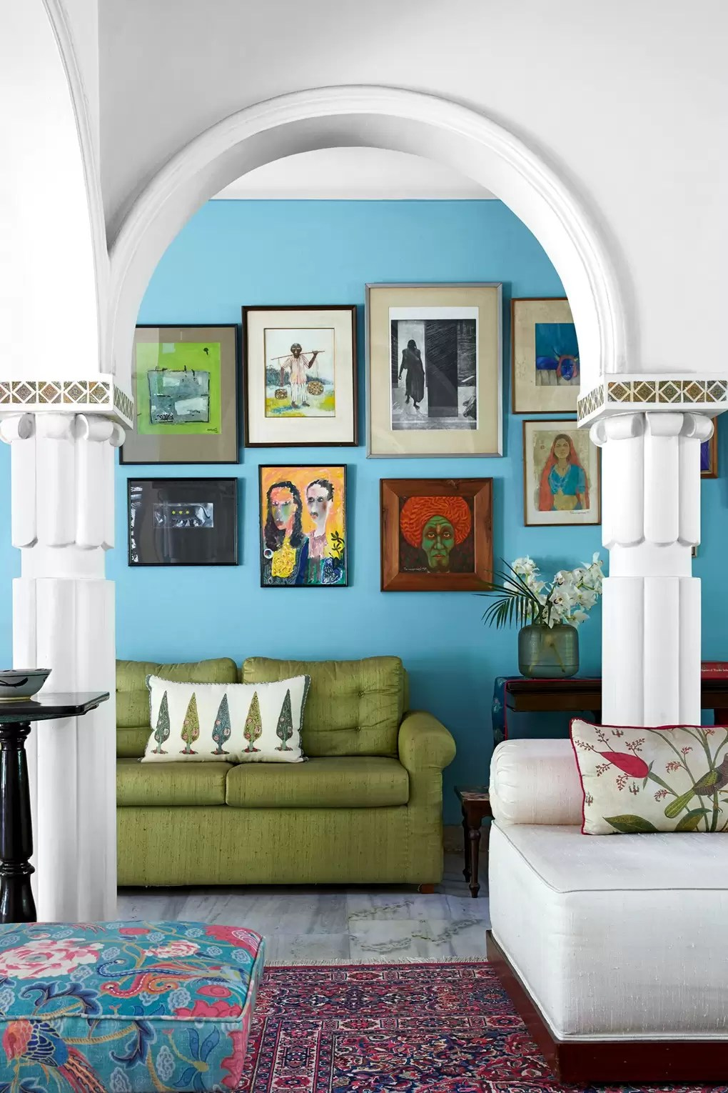 blue living room walls painting ideas paint for rooms house